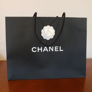 CHANEL Other - Chanel Paper bag